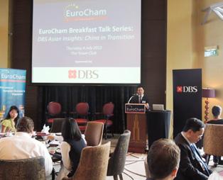 Breakfast Talk on 4th July